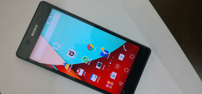 Xperia-Z3-Android-5