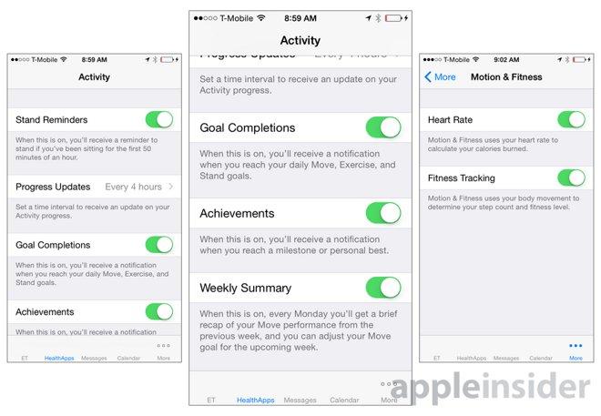 apple watch-activity