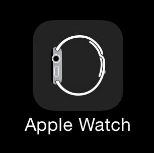 Icono de la aplicación Apple Watch Companion
