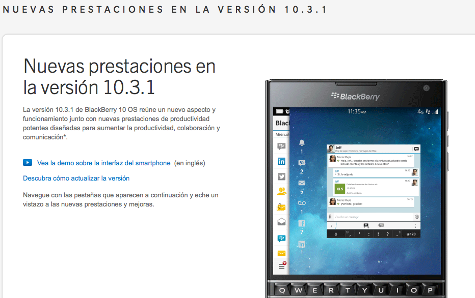 blackberry 10.3.1