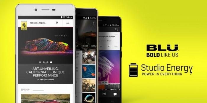 BLU Studio Energy