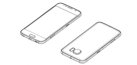 Esquema del Samsung® Galaxy S6