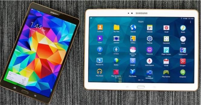 Samsung Galaxy Tab 8.4 y Galaxy Tab 10.1