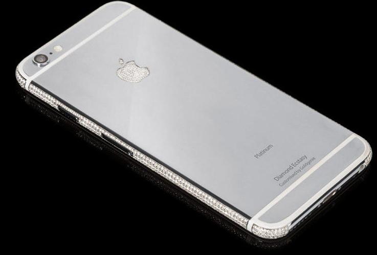 goldgenie iphone 6 platino