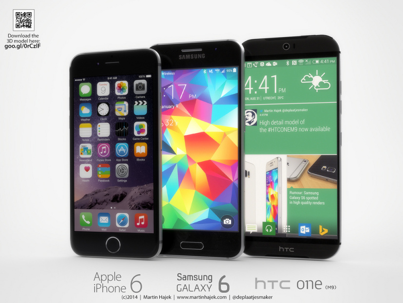 htc-one-m9-vs-galaxy-s6-vs-iphone6(4)