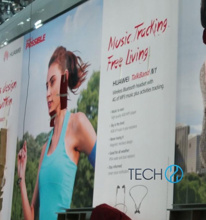 Huawei TalkBand N1