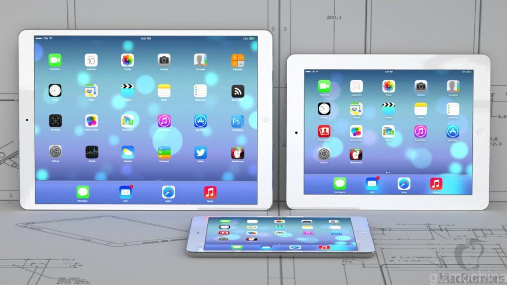 Más información del iPad Pro se da a conocer