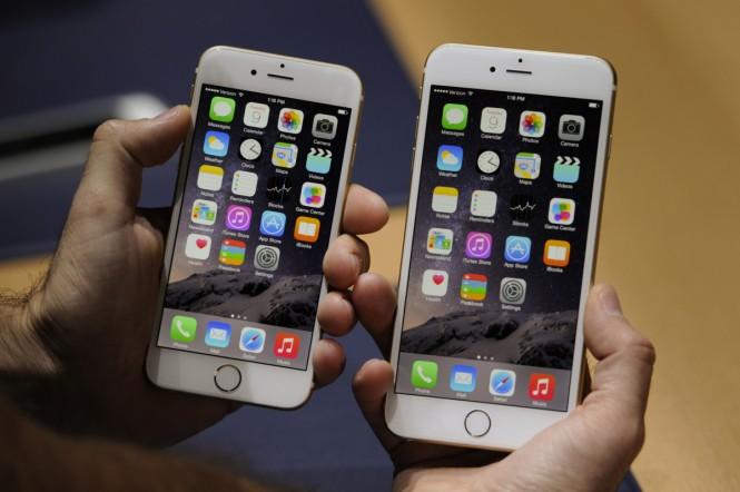 Generación actual de iPhones
