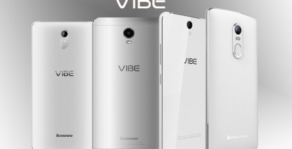 La serie Vibe de Lenovo que será presentada en el MWC 2015