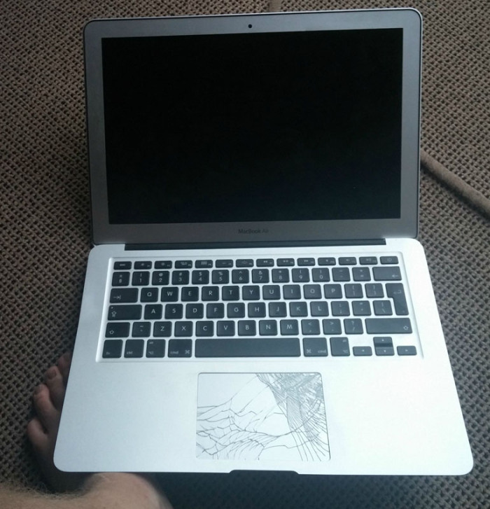 macbook air caida1