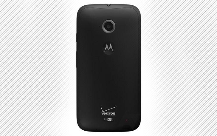 Moto E segunda generación para Verizon