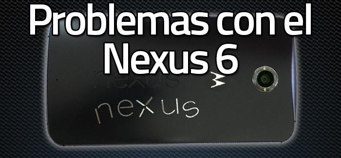 Letras Nexus 6