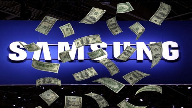 samsung-descenso economico