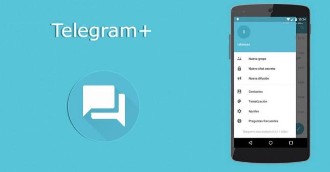 telegram-plus