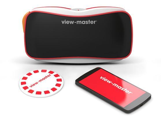 El reinventado View-Master con VR