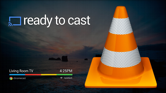 VLC estará listo para enviar contenido al Chromecas