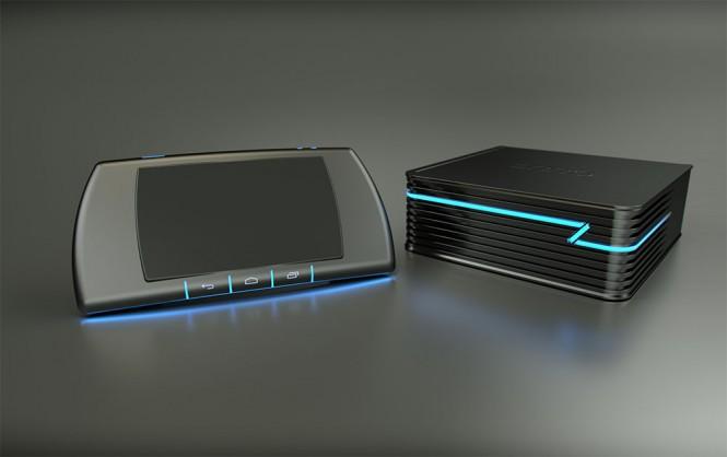 El diseño de ZRRO también lo diferencia del resto de consolas Android