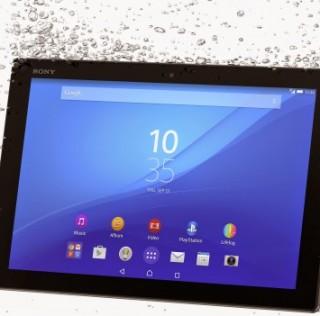 Sony Xperia Z4 Tablet #MWC2015