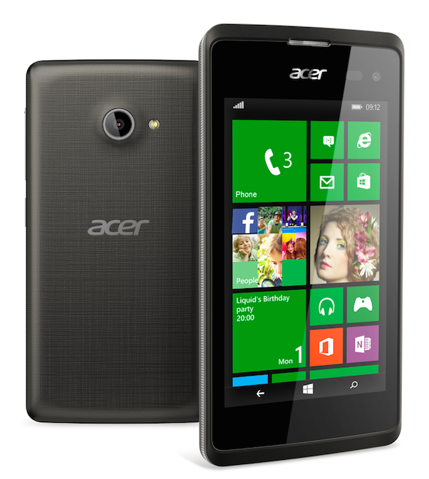 Acer Liquid hero WP MWC2015