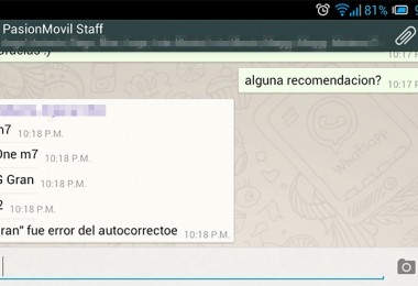 Activa llamadas WhatsApp PoderPDA