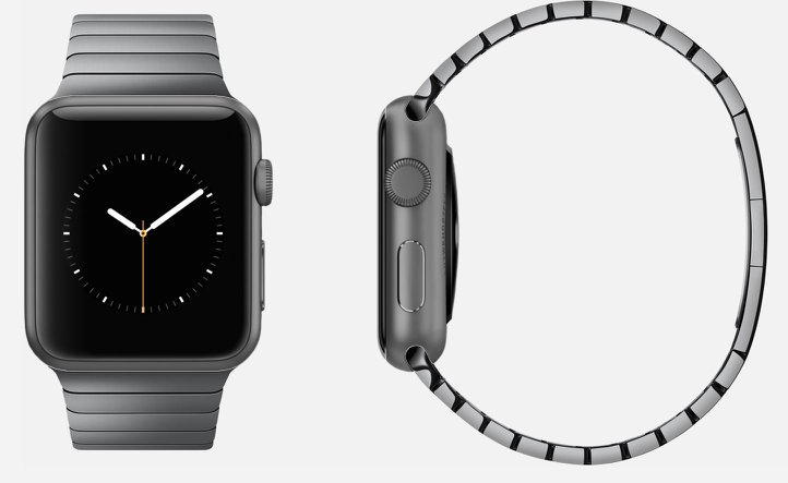 Apple Watch Gris