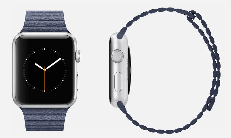 Apple Watch acero