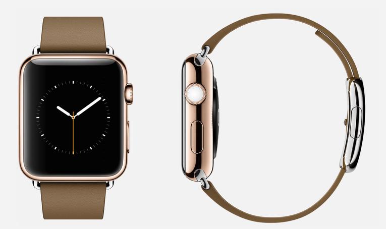 Apple Watch cafe