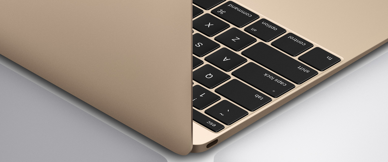 Apple nueva macbook