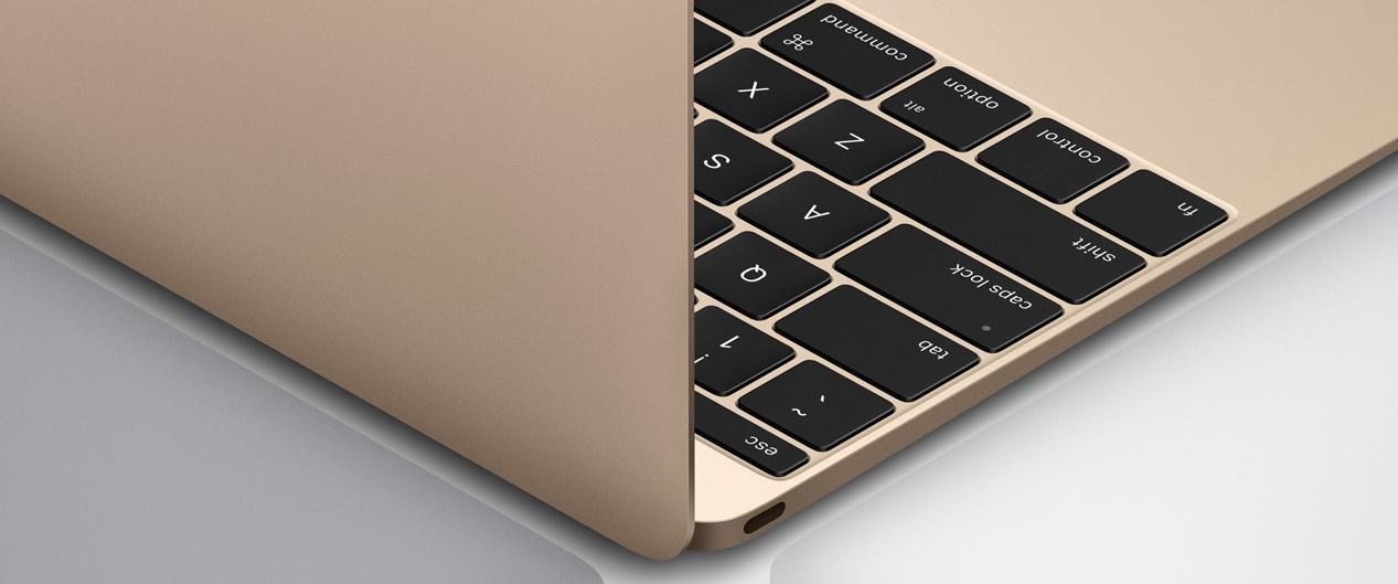 Apple nueva macbook