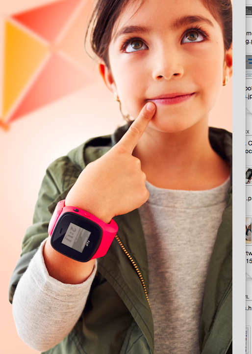 Fili kids smartwatch2 MWC2015