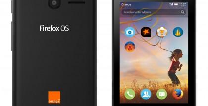 Firefox os-Orange-Klif-3G-Volcano-Black