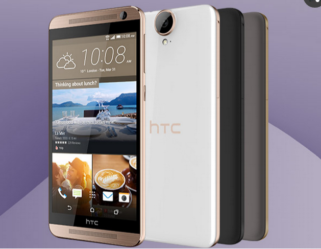 HTC One E9 Plus es oficial en China