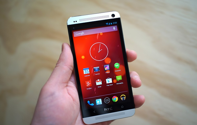 La versión GPE del One (M7) será la única en recibir Android 5.1