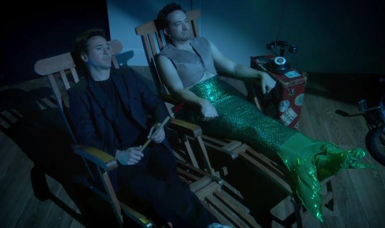 Robert Downey Jr. nuevamente es protagonista en los promociones del HTC One M9