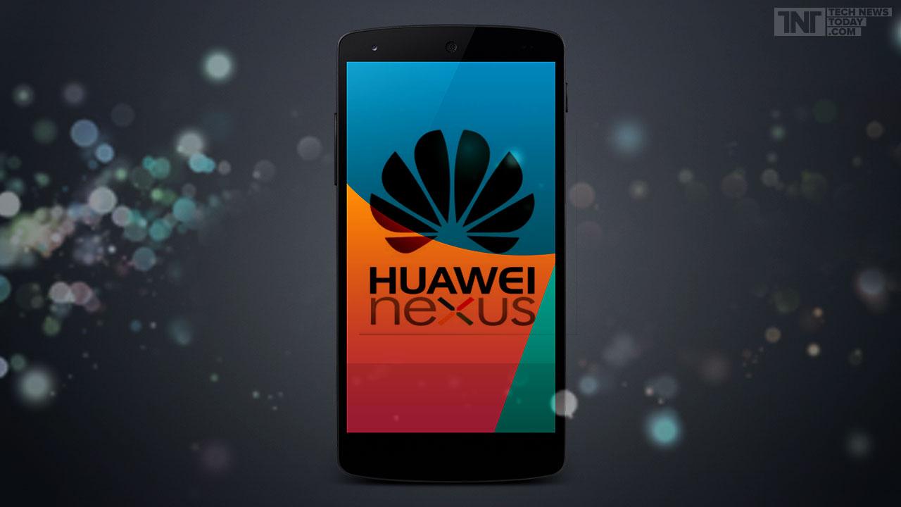 Huawei se mantiene en la mira de Google como posible fabricante del próximo Nexus
