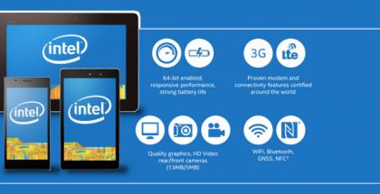 Intel Atom MWC 2015
