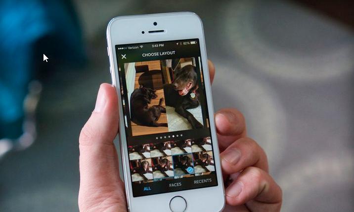 Layout llega para complementar la experiencia de Instagram y Hyperlapse