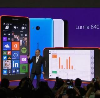 Microsoft Lumia 640 y Lumia 640 XL #MWC2015