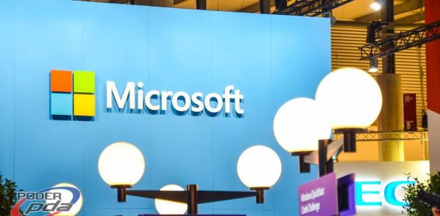 Microsoft en el #MWC15: desde su teclado plegable hasta los nuevos Lumia [Video]