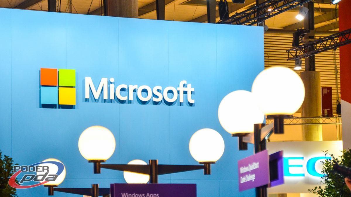 Microsoft, presente en el MWC 2015