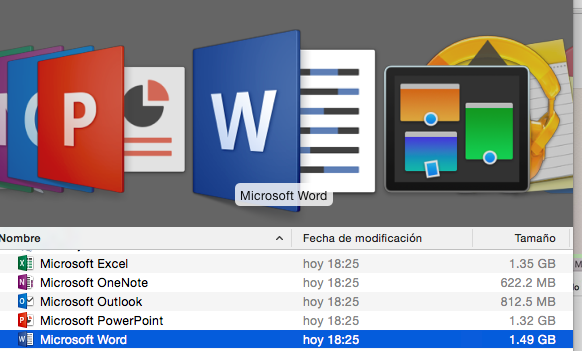 Microsoft Office for Mac Preview-portada
