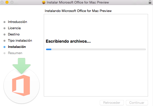 Microsoft Office for Mac® Preview