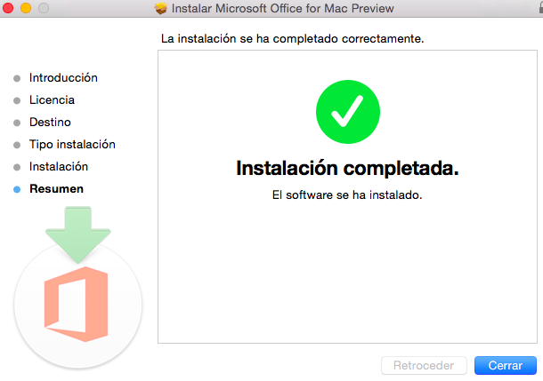Microsoft Office for Mac® Preview1