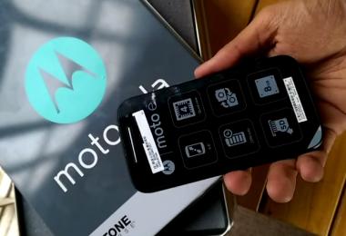 Moto E (2015) presentado oficialmente en México el día de ayer