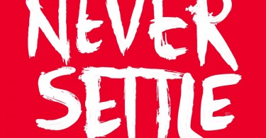 Never-Settle-OnePlus