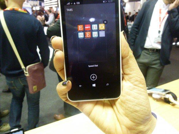 Opera Mini Preview Windows Phone Lumia 640 MWC2015_10