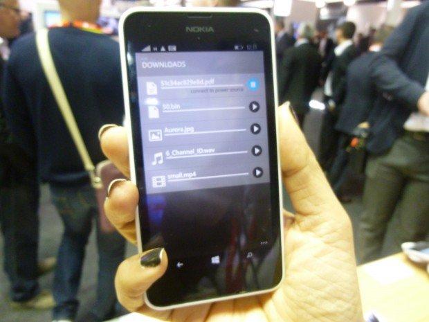 Opera Mini Preview Windows Phone Lumia 640 MWC2015_11