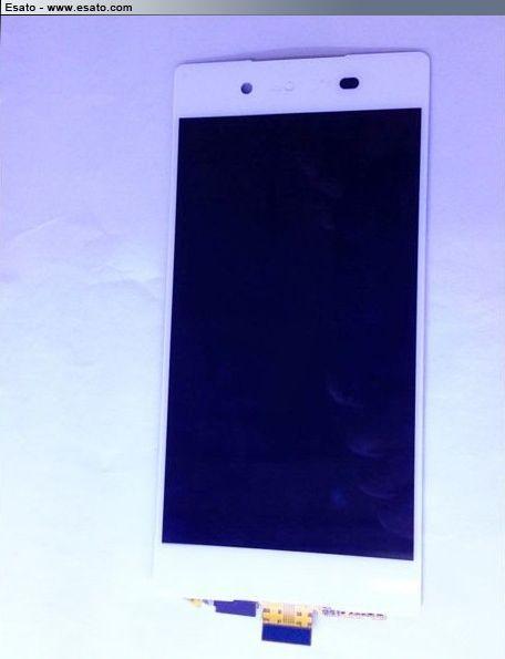 Panel frontal y pantalla del Sony Xperia Z4