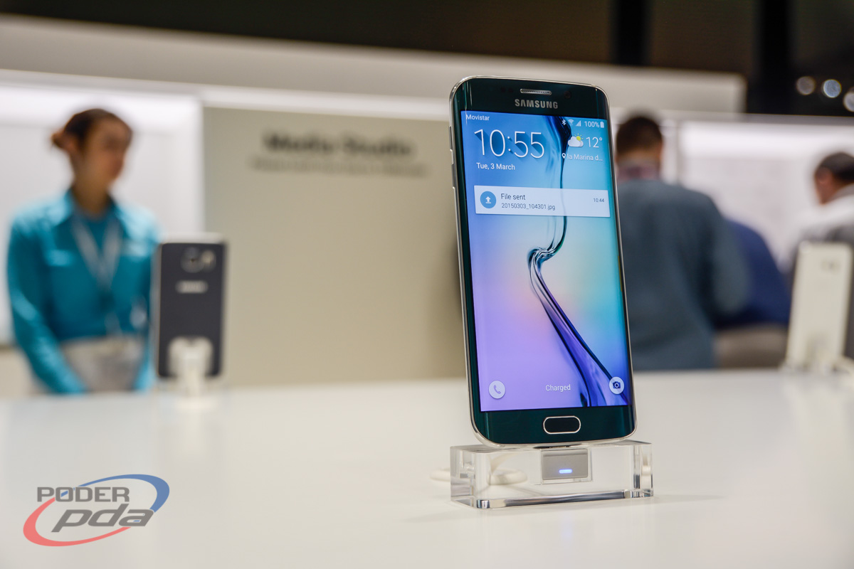 Galaxy S6 Edge se corona como el termina con mejor desempeño en procesamiento de datos en AnTuTu