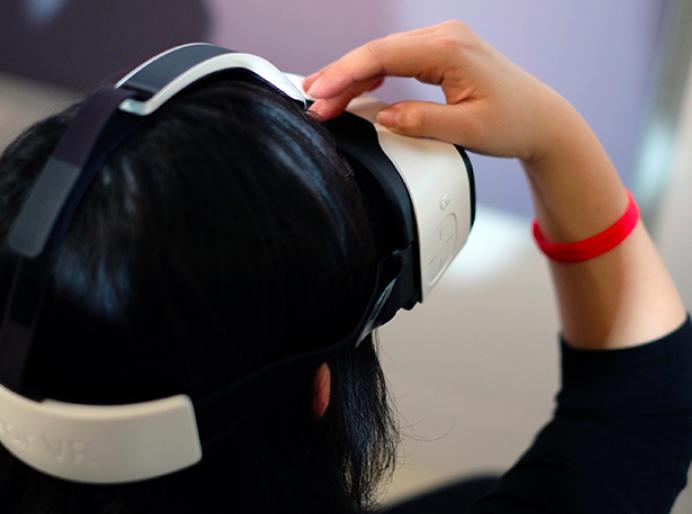 Samsung Gear VR1